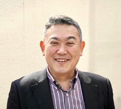 百枝義雄先生