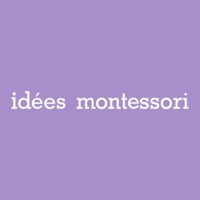 idees montessoriロゴ